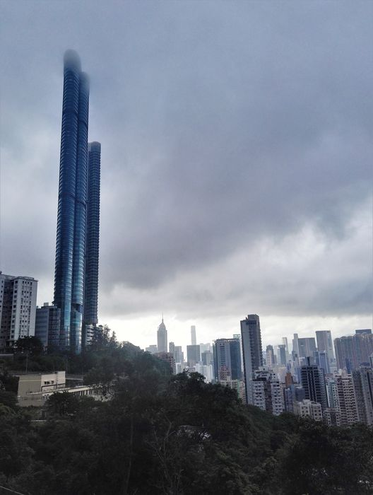 blog voyage hong kong skyline mid-levels