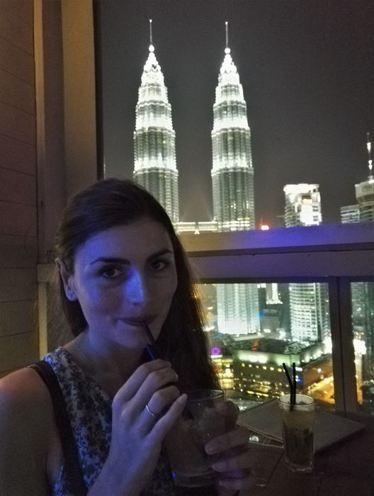 Kuala Lumpur restaurant blog voyage où manger où boire un verre petronas towers rooftop skybar