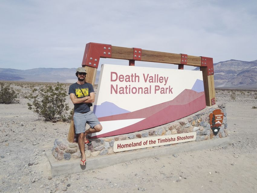 road trip de las vegas à los angeles route 66 californie death valley vallée de la mort