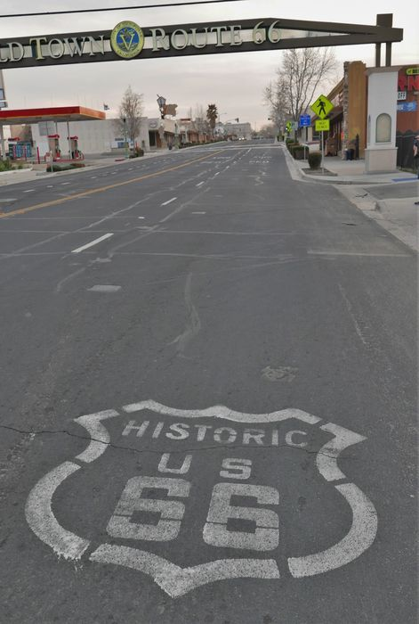 road trip de las vegas à los angeles route 66