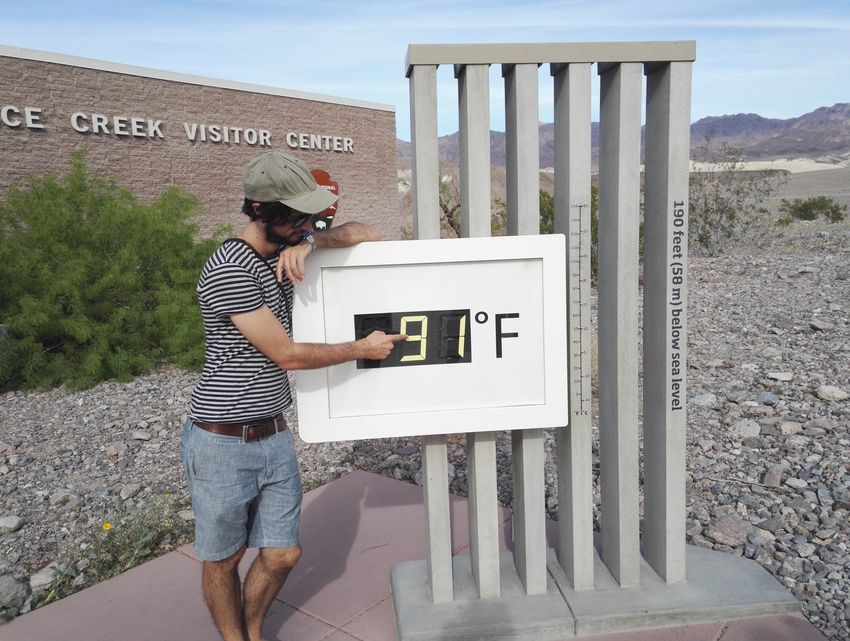 death valley blog voyage road trip furnace's creek