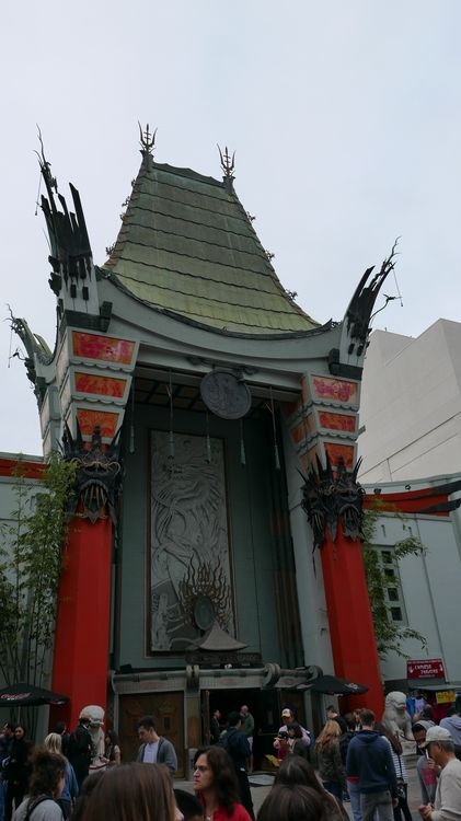 blog voyage los angeles chinese theater