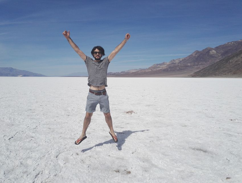 death valley blog voyage road trip badwater