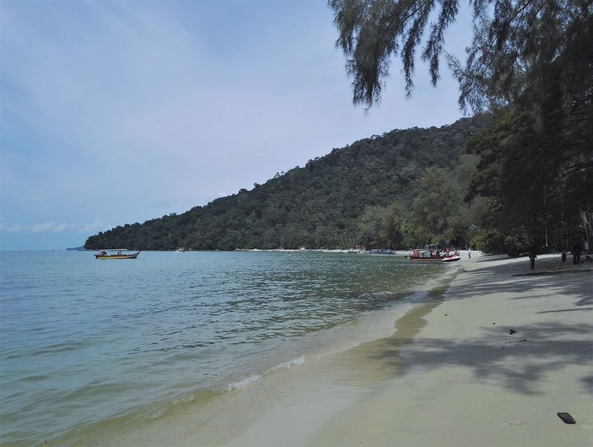 penang parc national trek plage blog voyage