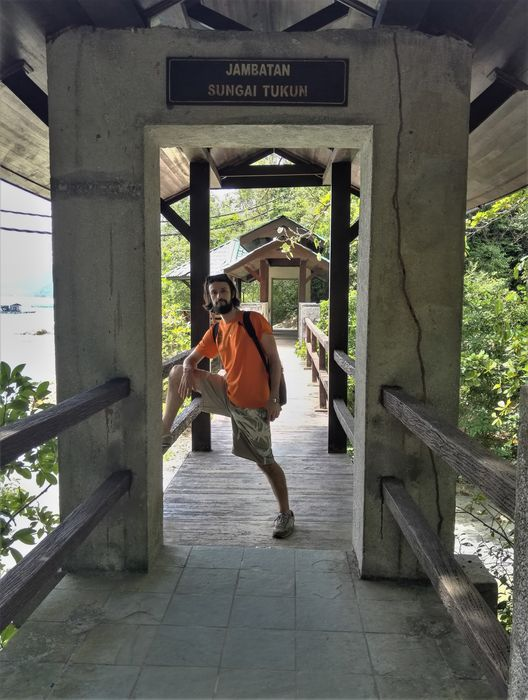 penang parc national trek blog voyage