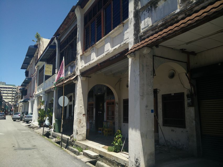 penang blog voyage georgetown maisons traditionnelles