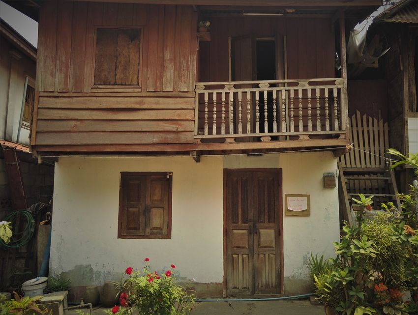 luang prabang blog voyage maisons traditionnelles